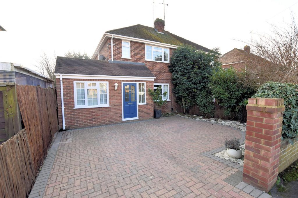 Worcester Close, Southcote, Reading